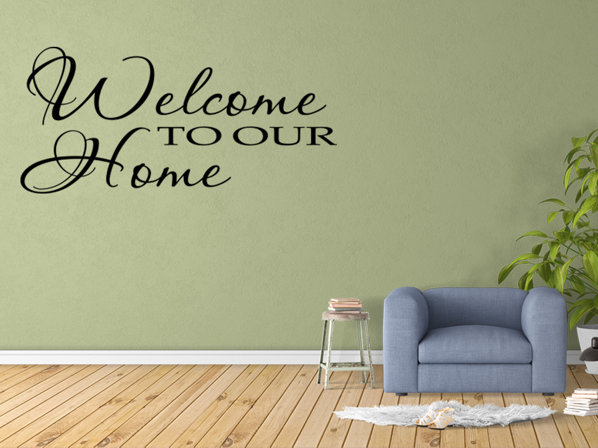 Foyer Hallway Quotes : Welcome entryway wall quotes quotesgram